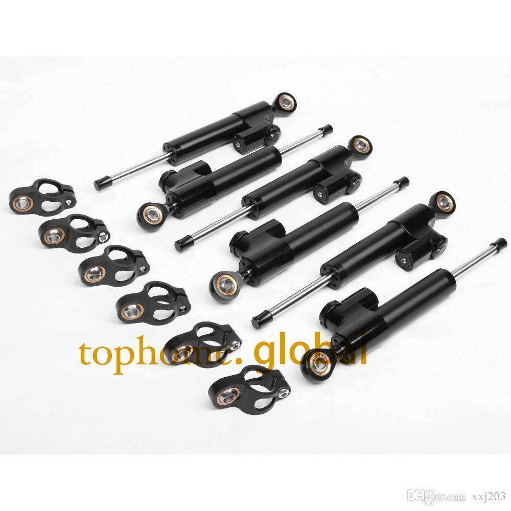 2017 Cnc Motorcycle Accessories Steering Damper Stabilizer