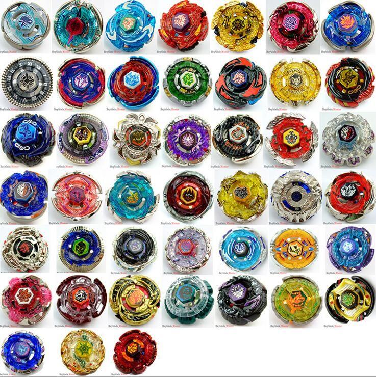 all 45 models beyblade