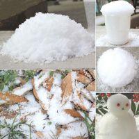 Christmas Decoration Instant Snow Magic Prop Diy Instant ...