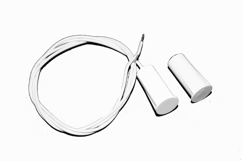 Safearmed® MC 33 NC Wired Door Window Sensor Magnetic