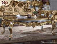 Antique Furniture Manufacturer-French Classic Coffee Table ...