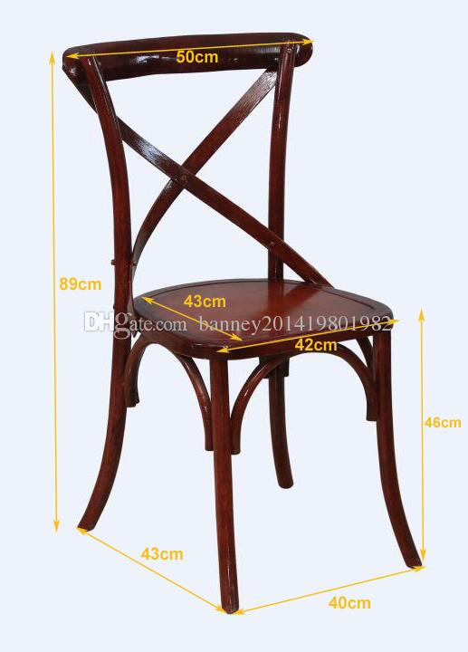x back chairs ergonomic chair keyboard position 2019 oak wood cross for restaurant with rattan seat from banney201419801982 28 65 dhgate com