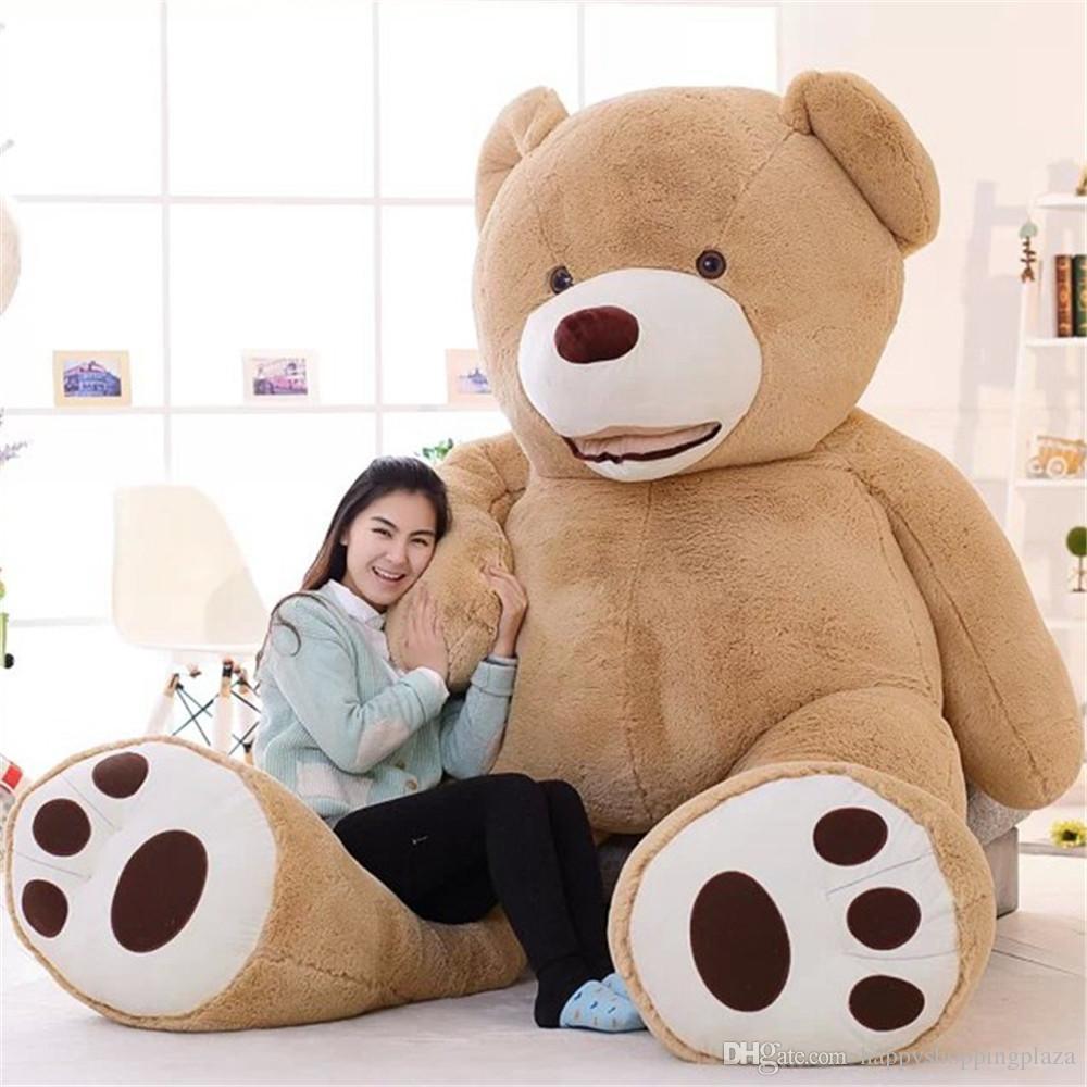 2018 Ems Dhl 340cm 134inch Giant Teddy Bears Giant Big