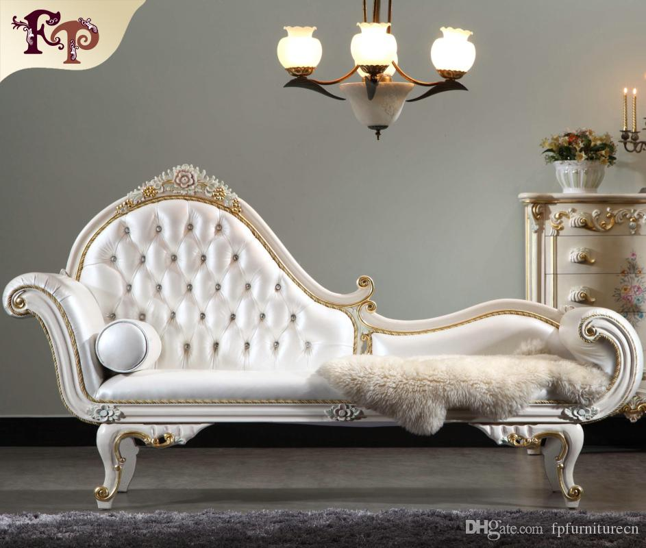 2019 Versailles Chaise Lounge Italian Classic Furniture