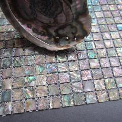 Mosaic Kitchen Tile Magician 2019 Abalone Shell Green Backsplash Tiles Mother Of Pearl From Hyrxmosaic
