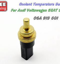 2019 vw genuine oem car engine coolant temperature sensor 06a 919 501 a fits for audi vw seat skoda from xujc 6 04 dhgate com [ 1024 x 768 Pixel ]
