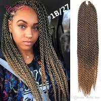 Braided Hair Extensions Styles