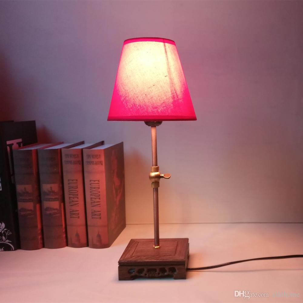 2017 Small Led Desk Lamp Table Reading Night Light With