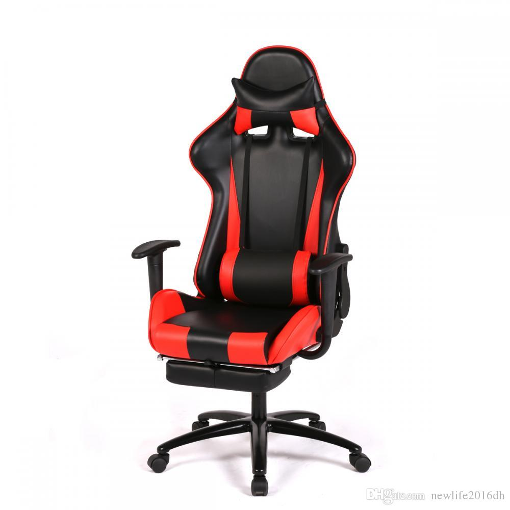 computer chairs for gaming control room operator 2019 new red chair high back ergonomic design racing from newlife2016dh 135 68 dhgate com