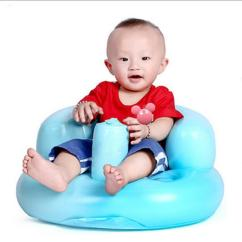 Baby Chair Bath Homechoice Covers 2019 Wholesale Portable Children Seat Inflatable Room Stools Kids Feeding Learn To Sit Play Games Sofa Great Helper Gifts From