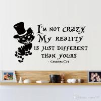 Alice In Wonderland Wall Decals - talentneeds.com