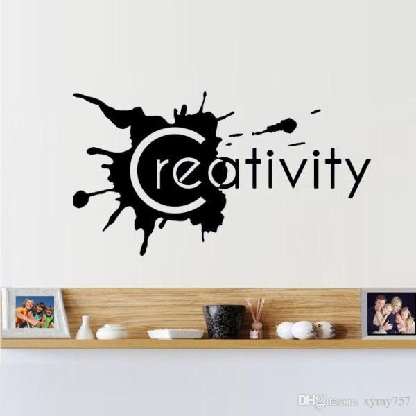 Creative Word Wall Art
