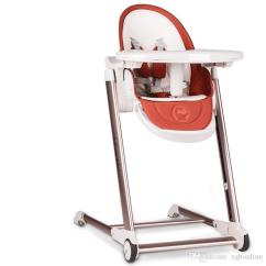 Height Adjustable High Chair Baby Kids Computer Desk And Set 2019 Fashion Multi Function Portable Folding Dining Feeding Chairs Seat 7 Gear From Zqhonline