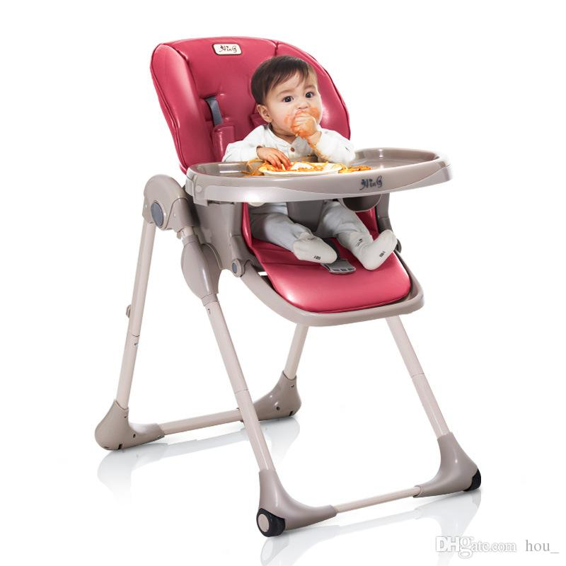 2017 Europe New Fashion Multifunction Baby High Chair