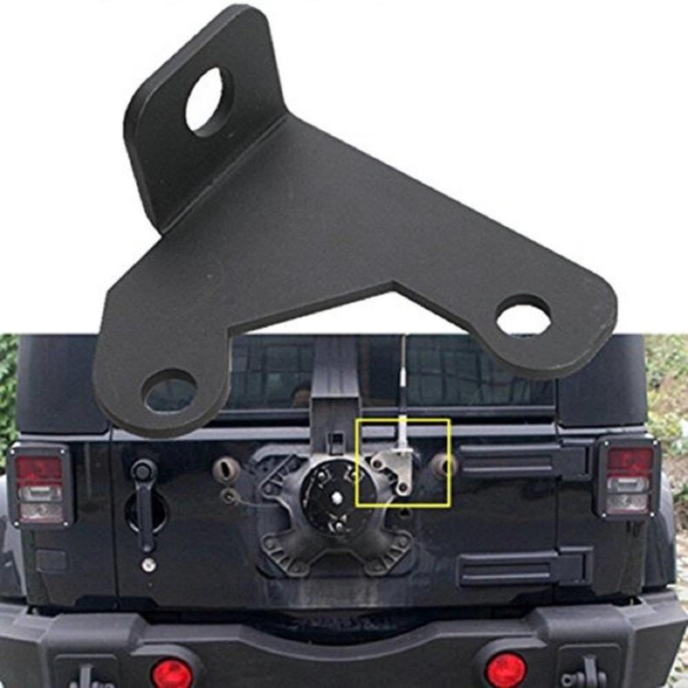 medium resolution of car spare tire cb antenna mount for 2007 2015 jeep wrangler jk 2 4 door truck interiors trucks interior from locy 26 13 dhgate com