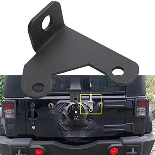 small resolution of car spare tire cb antenna mount for 2007 2015 jeep wrangler jk 2 4 door truck interiors trucks interior from locy 26 13 dhgate com