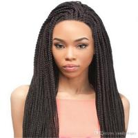 Hot Marley Braiding Hair Afro Twist Braids Afro Kinky Wig ...