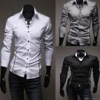 New Designer Dress Shirts for Men