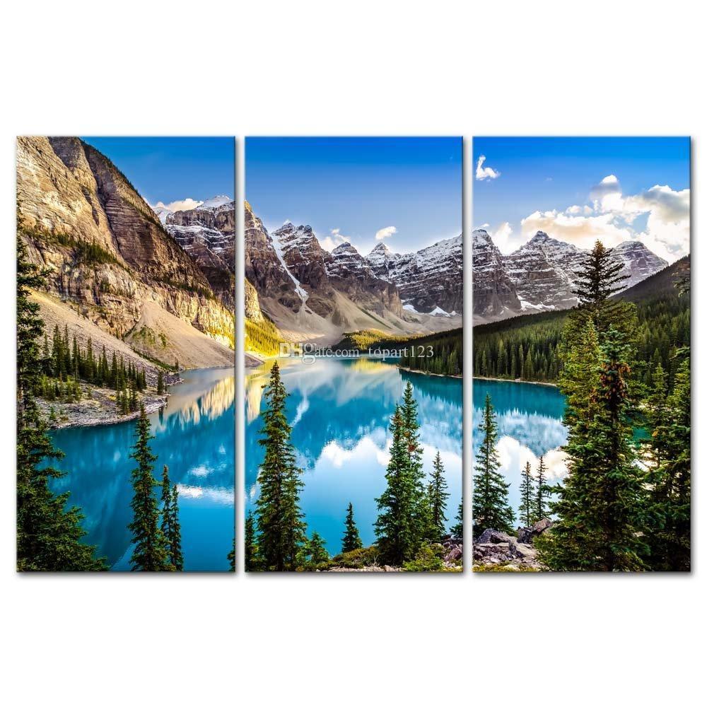 Alberta Canada Nature Art Paintings