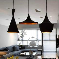 Cheap Living Room Lights Images For Design Tom Dixon Pendant Lamps Beat Home Dining Hotel Bar Ac110 240v Modern Abc Models Chandeliers Led Lighting Canada 2019