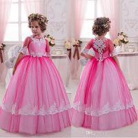 Pretty Puffy Dresses For Kids