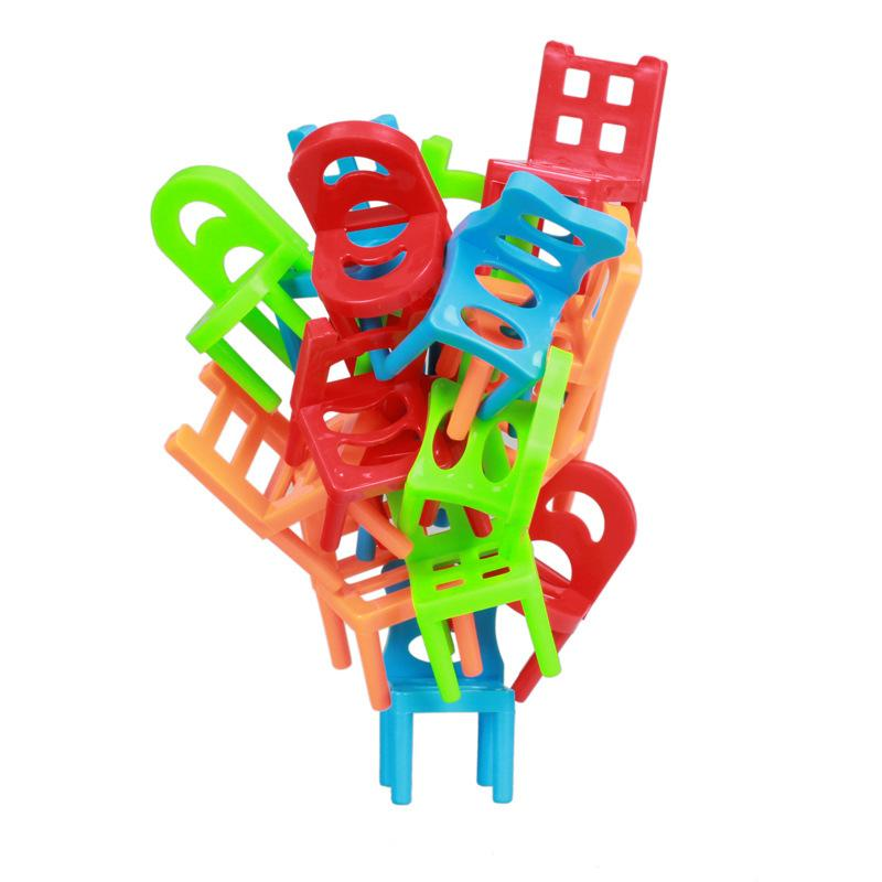 kids stackable chairs indoor chair pads children s toy balance hot board games 18x plastic stacking for desk play card game toys mtg online strategy