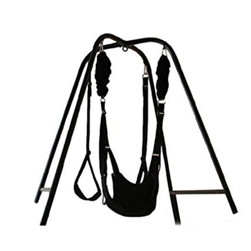 yoga swing chair gt racing toughage sex set luxury love hanging with wrist restraints clamp belt for ...