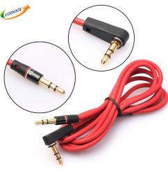 wholesale 3 5mm aux stereo audio jack cable cord wire for skullcandy hesh 2 headphone ni5l optical cables bnc cables from xianmao 18 12 dhgate com [ 1001 x 1001 Pixel ]
