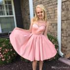 Juniors Short Semi Formal Dresses for 2018