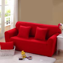 Living Room Covers Colors For With Brown Furniture 195 230cm Modern Pure Color Fashion Sofa Cover Stretchable Cushion Washable Slipcovers Cheap Canada 2019 From Muyiyangmimi