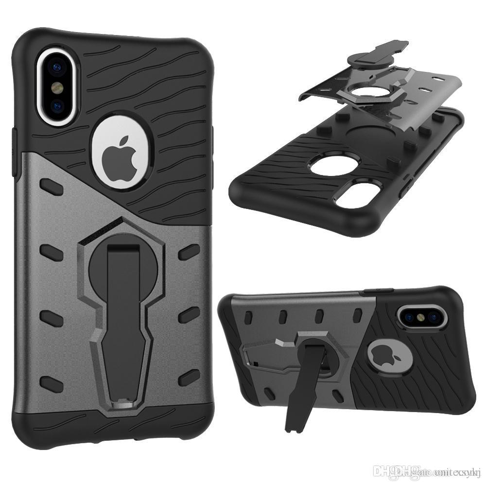 medium resolution of slim armor sniper case for iphone8 iphone7 7plus pc tpu kickstand with 360 degree rotary cell phone case slim armor case iphone8 case sniper case online