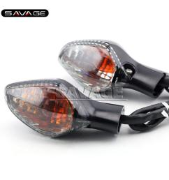 2019 for honda cbr500r cb500f cb500x 2013 2014 2015 smoke motorcycle accessories rear turn signal indicator light lamp 2 wire from vi son 38 2 dhgate  [ 900 x 900 Pixel ]