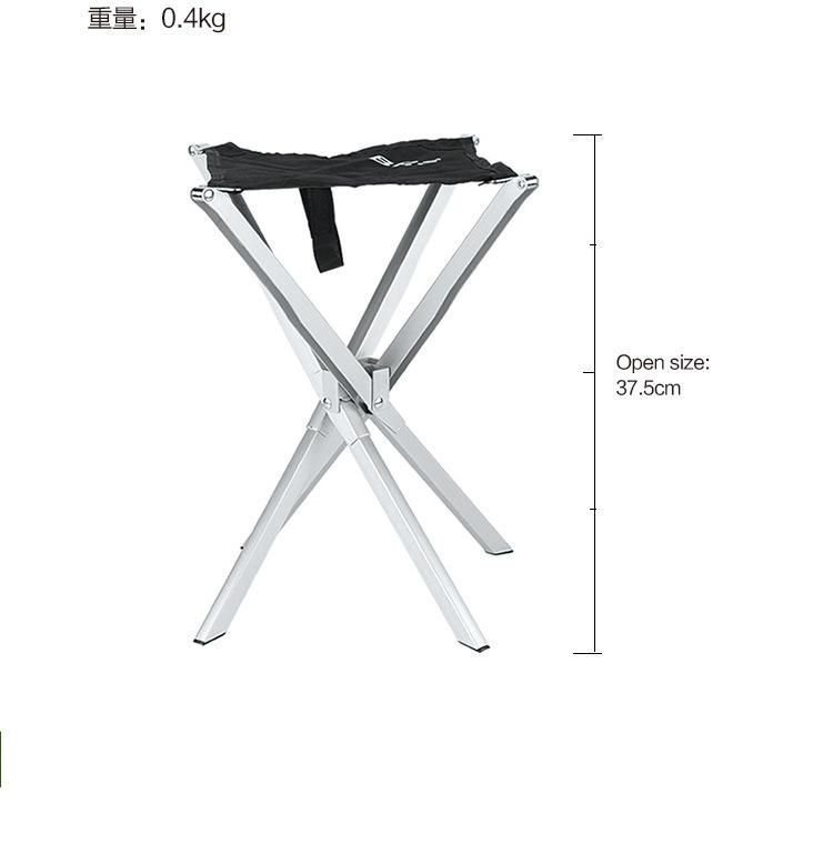 fishing chair small big tall beach chairs 2019 wholesale camping seat outdoor aluminum alloy ultralight portable folding stool from enjoyweekend 43 3 dhgate com