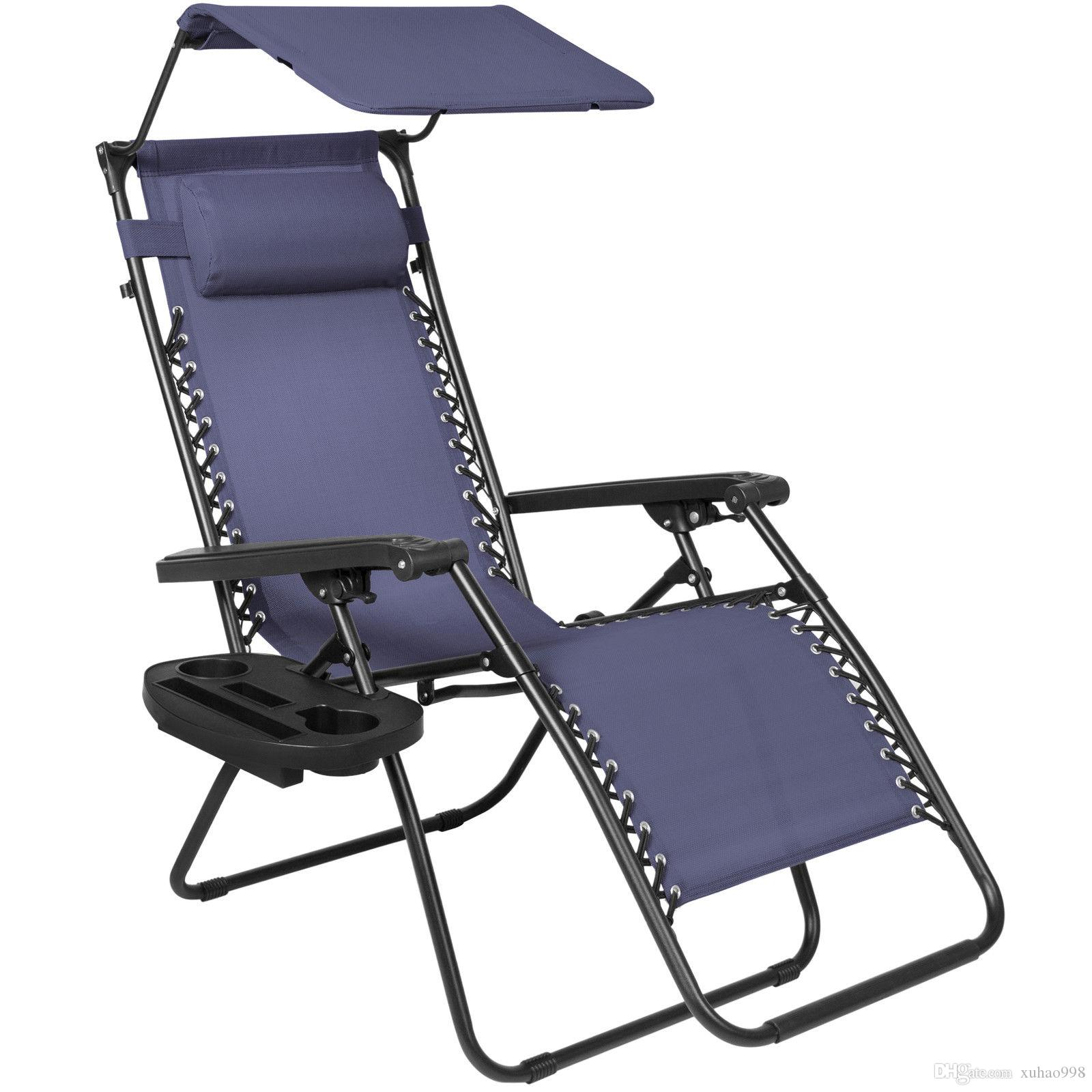 chair with shade canopy futon sleeper chairs folding zero gravity recliner lounge w cup holder navy blue online 37 72 piece on xuhao998 s store dhgate com
