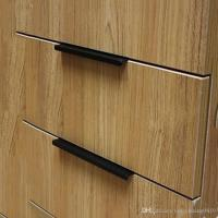 2018 96mm 128mm 160mm Modern Simple Cabinet Door Edge ...