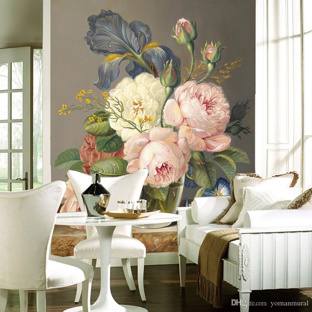 kid proof sofa cushion foam replacement singapore custom luxury wallpaper elegant flowers photo ...