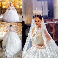 Discount Stunning Gorgeous Luxury Wedding Gowns Sexy Off ...