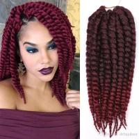 Xpression Ombre Synthetic Braiding Hair Extensions ...