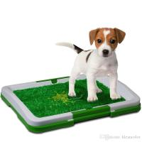 Puppy Pad Holder Training Indoor Pee Potty Trainer Litter ...