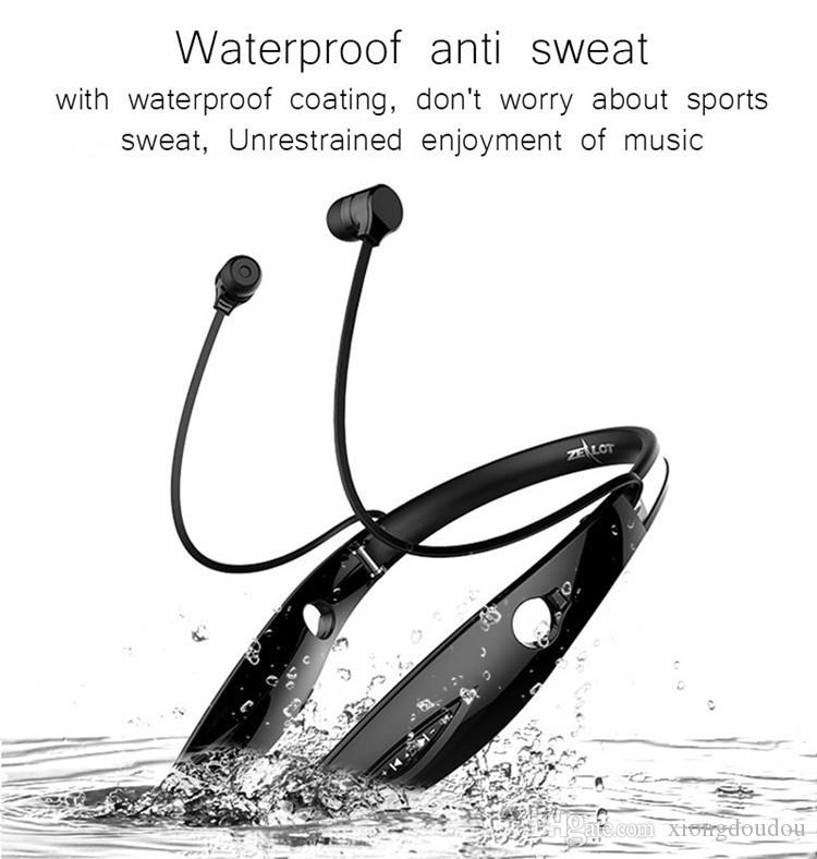 New Fashion Neckband Bluetooth Sport Stereo Headset