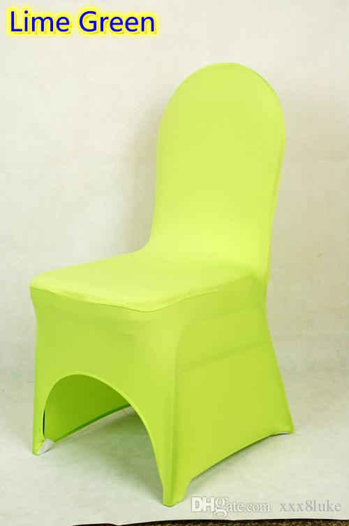 lime green chairs for sale low folding beach chair colour lycra universal cover wedding decoration spandex on banquet arch front open living room seat covers rent