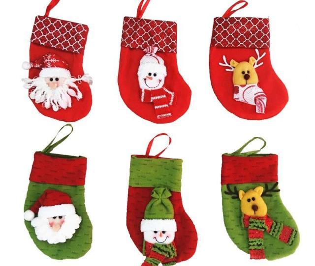Christmas Stockings Scenes Of Christmas Ornaments Mini Christmas Decoration Socks Hy Christmas Stockings Mini Christmas Decoration Socks Scenes Of