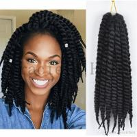 2018 Synthetic Hair Havana Twist Crochet Braids Senegalese ...