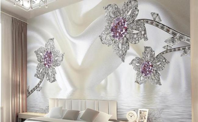 Wholesale Wallpapers Home Decor Photo Background Wall
