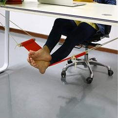 Portable Study Chair Covers Buy Online Office Foot Hammock Mini Feet Rest Stand Desk Footrest Table Hang Leisure Hanging With 9 34 Piece