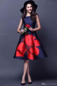 2017 Beautiful Party Wear Formal Dresses Short Celebrity ...