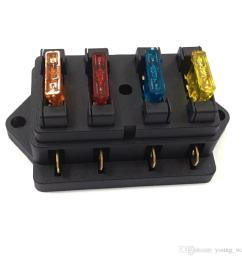 4 blade 32v 24v 12v car fuse holder truck rv racing bus marine boat rh dhgate [ 900 x 900 Pixel ]