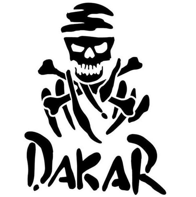 new style dakar rally