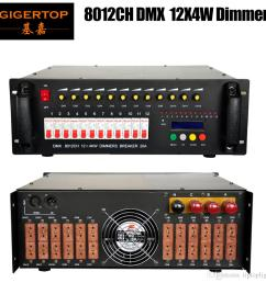 2019 8012ch dmx 12ch x 4kw digital dimmers lighting control system 1602 lcd display 12 loop air cooling ac100v 220v from tiptoplight 412 07 dhgate com [ 1000 x 1000 Pixel ]