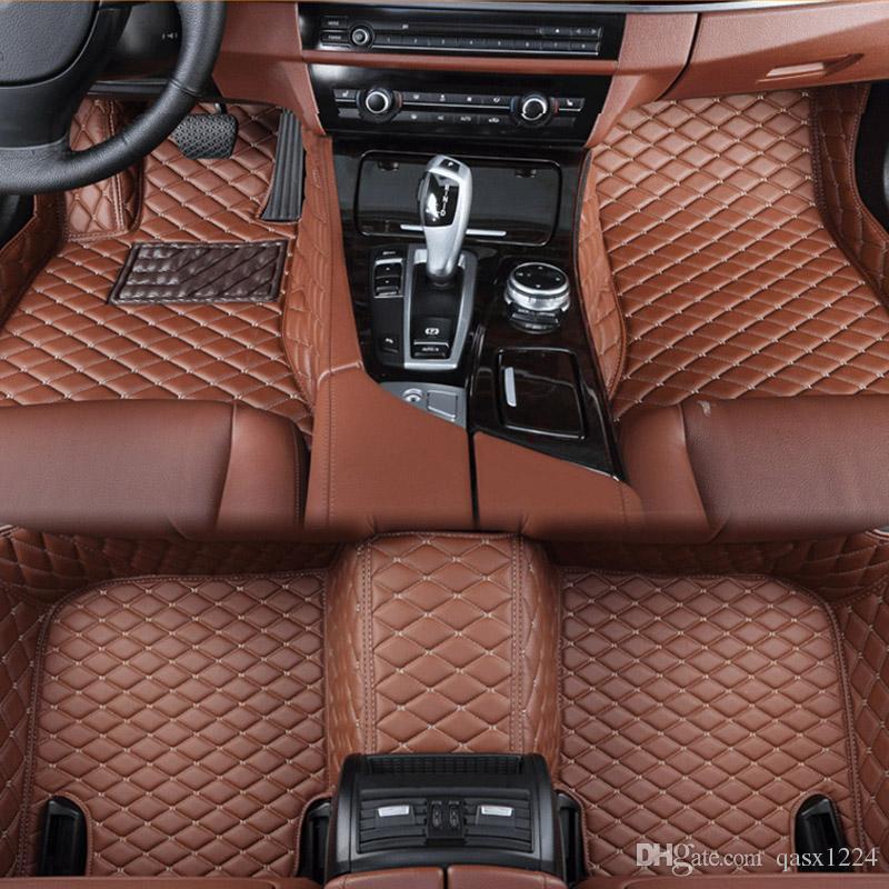 2018 Custom Car Floor Mat For Volkswagen Vw Skoda Toyota